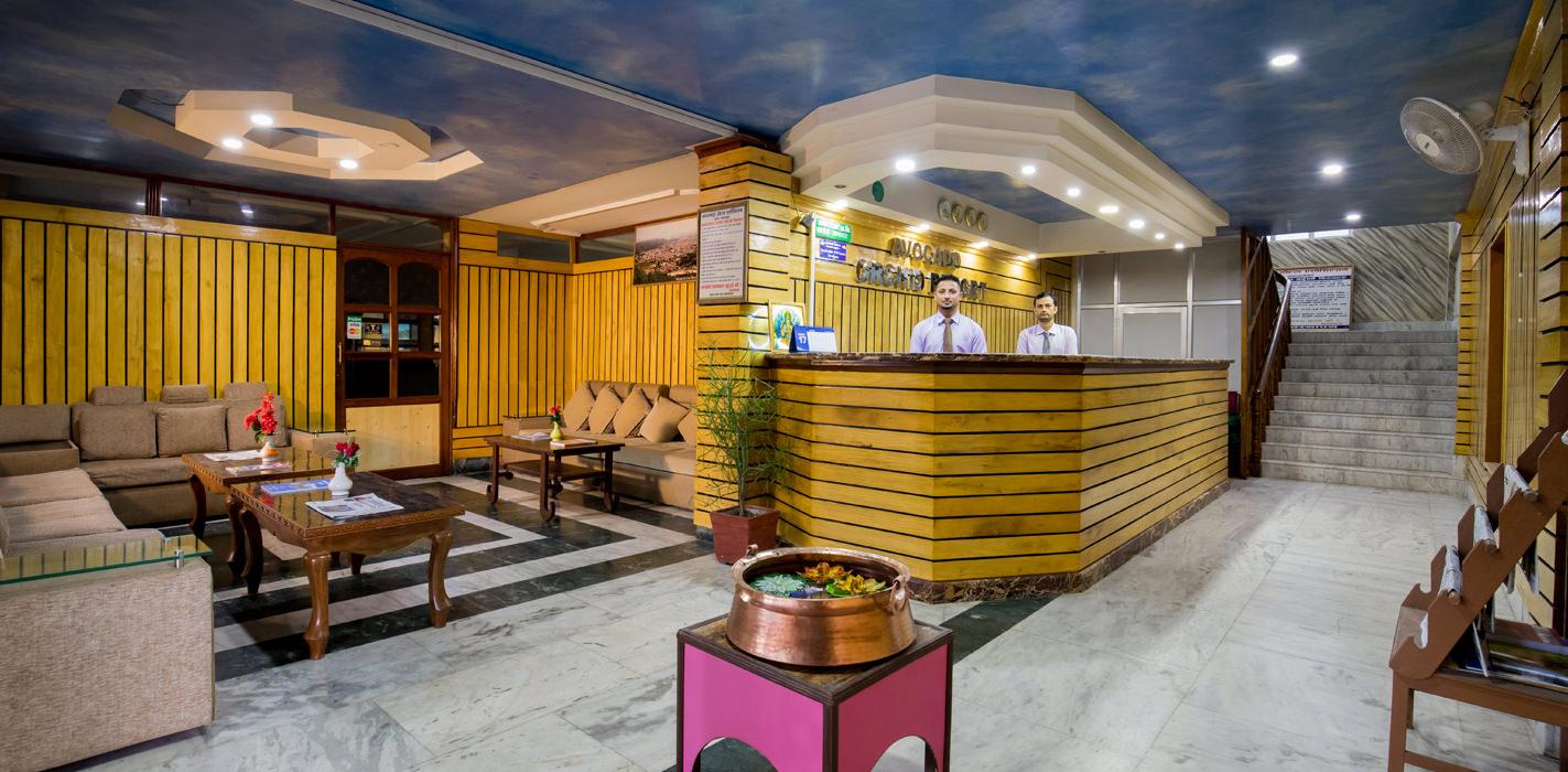 Avocado & Orchid Resort